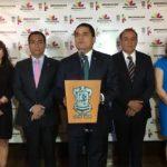 Aureoles Conejo anunció ajustes en la estructura de su gobierno, sobre todo en niveles de dirección