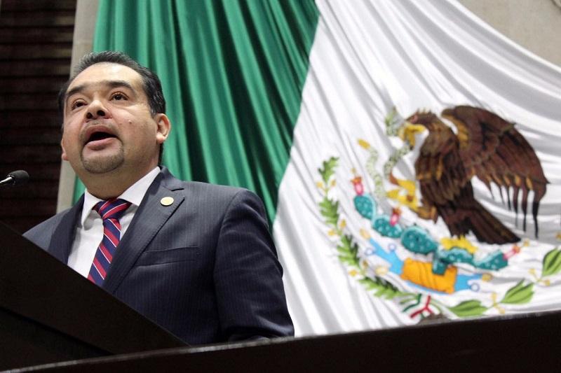Las contribuciones de los mexicanos, se deben transformar en inversión para educación, salud, seguridad, vivienda, deporte, cultura e infraestructura: Martínez Soto