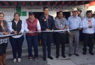En esta ocasión, la inauguración se realizó en la localidad de Ojo Agua de Bucio, en el municipio de Zinapécuaro; dicha lechería beneficiará a más de 375 habitantes de citada localidad