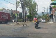 El desperfecto ya habría sido reportado a las autoridades, pero no ha sido atendido por el Ayuntamiento de Morelia