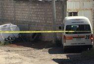 Con relación a este homicidio, la personal de la Dirección de Investigación y Análisis continúa con las diligencias correspondientes