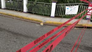 Mientras tanto, la estructura se ha quedado habilitada como puente peatonal, ya que es seguro para que sea utilizado por las personas y justificó el secretario de Efectividad e Innovación Gubernamental, Antonio Plaza