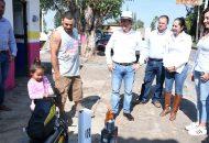 Microempresarios de la zona recibieron apoyos para mejorar sus negocios