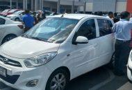 """Mientras se llevaba a cabo una rueda de prensa donde los transportistas fijaron su postura respecto a la entrada de la plataforma a Michoacán, otros trabajadores del volante """"cazaron"""" dos unidades en la Terminal de Autobuses de Morelia y una más en Las Américas"""