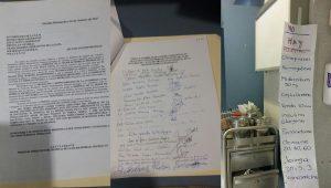 Médicos, enfermeras y trabajadores confirman carecer de material para trabajar en el Hospital de la Mujer