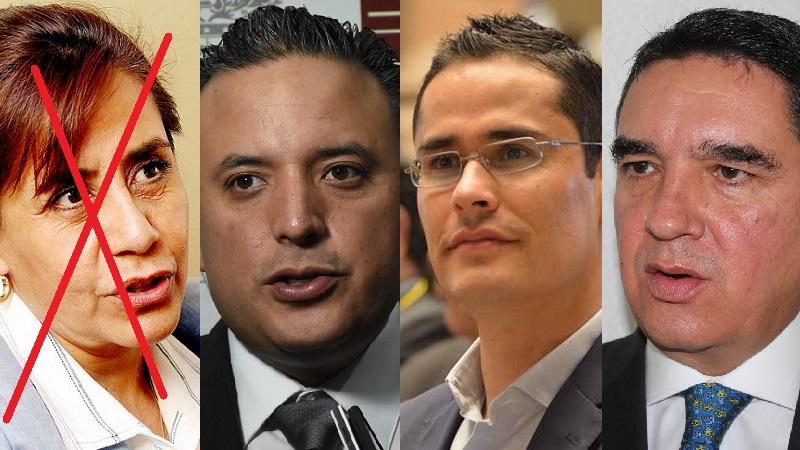 Si a las encuestas recientes nos vamos, Luisa María Calderón tiene gran nivel de conocimiento entre los morelianos, pero también tiene un amplio rechazo, lo que para competir por la alcaldía le daba un muy bajo margen de crecimiento