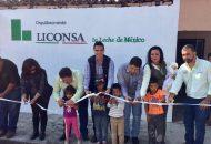 Sergio Flores Luna invitó a los nuevos beneficiarios de Vista Hermosa a cuidar las instalaciones de su lechería, además de que mencionó que en el Gobierno de la República tienen a aliados que siempre cuidarán de su alimentación