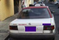 La Policía Morelia detallo que el vehículo en cuestión fue traslado con el apoyo de una grúa oficial, para iniciar las investigaciones correspondientes y ponerla a disposición del Departamento de Robo de Vehículos