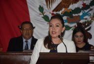 Ávila González refirió que más allá de portar un moño rosa, se requiere enfocar esfuerzos en que la aplicación de estos programas se dé cumplimiento a los ejes, prioridades, objetivos y metas planteadas dentro del Plan de Desarrollo