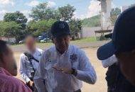 La SSP desplegó a elementos de la Policía Michoacán en los límites con los municipios de Tepalcatepec, Aguililla, Chinicuila y Aquila, con la finalidad de fortalecer la seguridad
