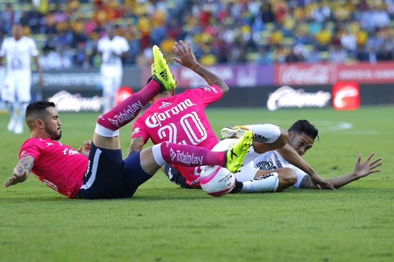 Con este empate los dos equipos llegaron a 23 puntos y se encaminan a conseguir un boleto para disputar la Fiesta Grande del balompié mexicano