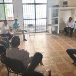 Los miembros del foro, donde se aglutinan profesionales y técnicos con diversas especialidades, hemos iniciado los trabajos de revisión de los programas y leyes de desarrollo urbano, para buscar soluciones técnicas y legales a lo que ya existe y evitar los asentamientos irregulares futuros: Ortiz García