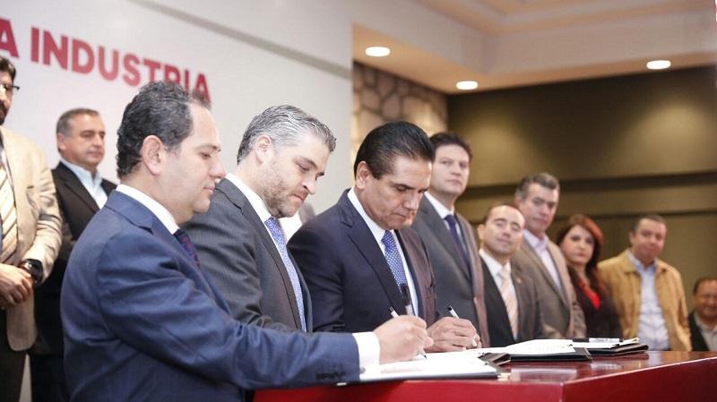 Como nunca se invierte en el estado, reconoce director del Centro de Competitividad de México A.C., Iván Rivas