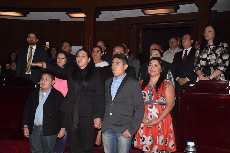 Ante la ausencia definitiva del alcalde electo Stalin Sánchez González, y con el propósito de brindar estabilidad y dar continuidad a los planes y programas que brinda el municipio, se atendió a la propuesta formulada por el dirigente estatal del PRD