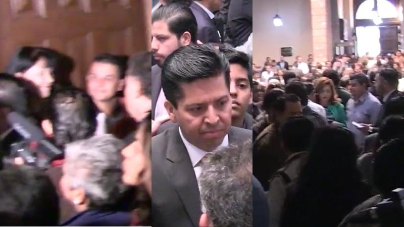 El hermano del gobernador Silvano Aureoles debe tener más cuidado para leer, medir, interpretar y actuar de acuerdo con las circunstancias políticas de cada momento, no por nada en su carrera política ha tenido pasajes complicados