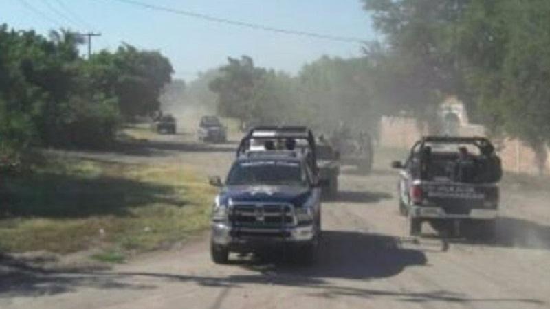 Los detenidos, el vehículo, las armas, cargadores y cartuchos serán puestos a disposición de la autoridad correspondiente