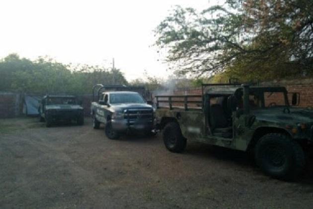 Con sobrevuelos en las regiones, instalación de puestos de control, patrullajes, recorridos pie tierra, los agentes realizan trabajos para dar con los hechores y garantizar la tranquilidad de las y los michoacanos
