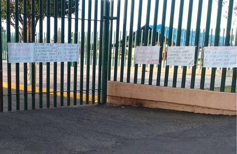 Se impidió la realización del Quinto Encuentro Regional de Tutoría en el CIAC; la sede se tuvo que trasladar a la Preparatoria Pascual Ortiz Rubio