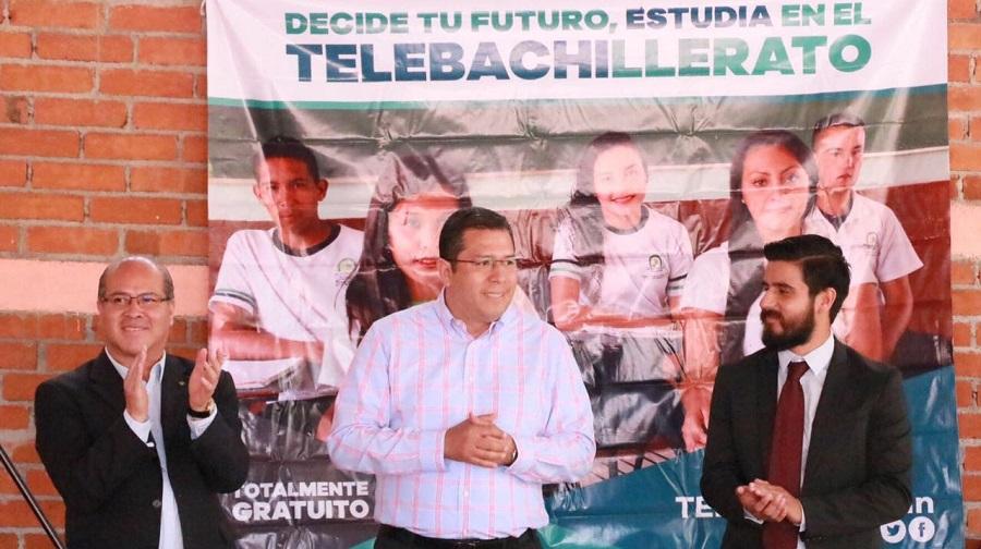 Juan Carlos Barragán Vélez, inauguró la Semana Cultural del subsistema