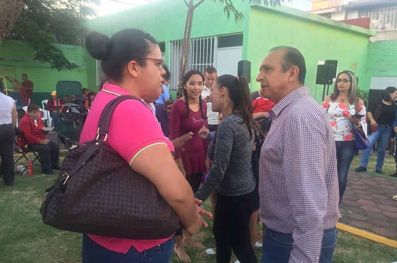 Prado Fernández apreció que son los ciudadanos quienes deben de opinar sobre propuestas para mejorar su entorno