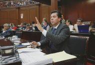 García Conejo recordó que la propuesta inicial de presupuesto turnada en septiembre al Congreso preveía un ejercicio de gasto por 65 mil 670.5 millones de pesos, lo que se espera tengan un ligero incremento en el alcance que el Ejecutivo envíe a la Cámara en los próximos días
