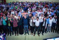 En su oportunidad, el presidente del Comité Estatal del PRD, Carlos Torres Piña, valoró que el Oriente de Michoacán representa un punto de referencia a nivel internacional