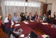 Durante la reunión, los diputados destacaron que de aprobarse el dictamen que será presentado en la siguiente semana ante el Pleno para su primera lectura
