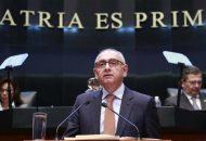 Vega Casillas recalcó que los objetivos indicados por los dirigentes del PAN, PRD y Movimiento Ciudadano, para hacer del Frente una plataforma completa e integral que fortalezca la democracia, sólo serán posibles a través de la participación activa de la ciudadanía
