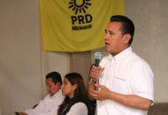 Torres Piña reconoció a las y los diputados locales, por esta determinación histórica para Michoacán, la cual permitirá la construcción de una nueva relación de las autoridades con la sociedad y apuntalará al Sistema Estatal Anticorrupción