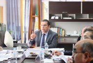 En este encuentro participaron representantes de la Secretaría de Finanzas y administración, Secretaría de la Contraloría, Secretaría de Educación en el Estado, del Instituto de Planeación del Estado de Michoacán de Ocampo y la Secretaría de Educación Pública, así como todo el personal Director General del TEBAM