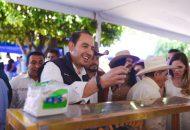 Pese a las diferencias ideológicas colaboramos para el desarrollo de Tacámbaro con cerca de 3 millones de pesos para obras: Cortés Mendoza