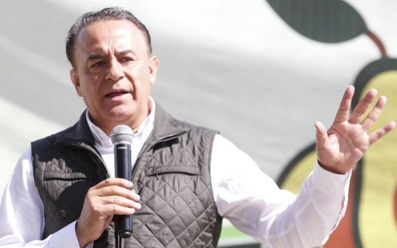 En la entidad, este fruto se cultiva en 3 mil 859 hectáreas de 40 municipios, destacando Zinapécuaro y Zitácuaro, refiere el secretario de Desarrollo Rural y Agroalimentario