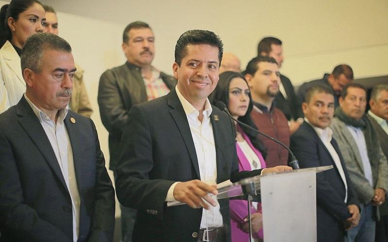 Antonio García Conejo reiteró el compromiso con la militancia perredista y con los michoacanos, para que juntos construir una plataforma para que haya una buena representación en el Senado de la República