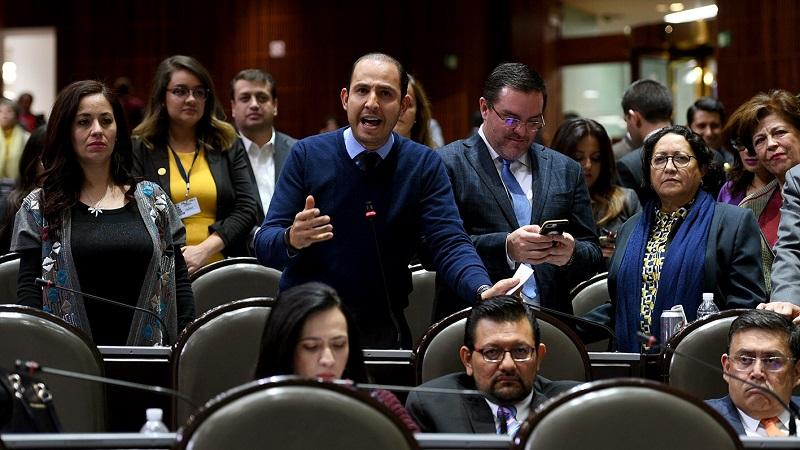El PRI pretende la discusión dictámenes que carecen de consenso entre los grupos parlamentarios: Cortés Mendoza