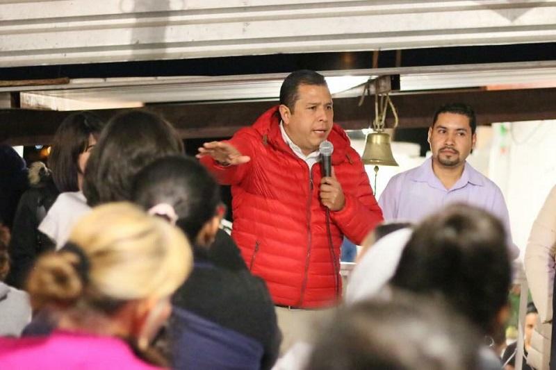 Morelia será el punto de referencia que  marcará el cambio rumbo a un gobierno que realmente represente los intereses de los ciudadanos: Barragán Vélez