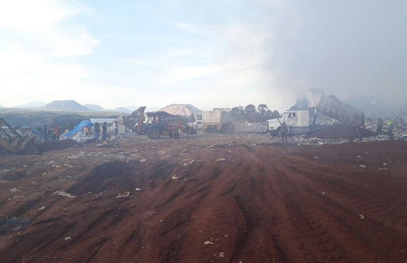 Derivado del incendio presente en el municipio de Uruapan, la Secretaría de Gobierno, a través de Protección Civil esta hace un llamado a la población para extremar precauciones, principalmente con niños, adultos mayores y personas con padecimientos en pulmones y ojos