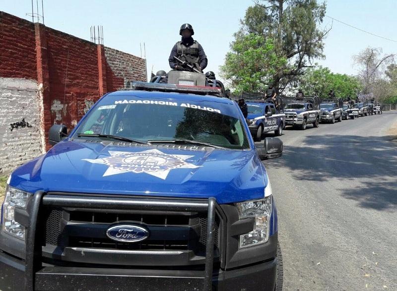 Al momento han sido remitidas 14 personas a barandilla, emitido más de 20 infracciones a vehículos y realizado el despolarizado de 60 vehículos