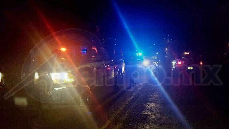 Tras el robo, al lugar arribaron elementos de la Policía de Morelia y de la Cruz Roja, quienes confirmaron que una de las mujeres falleció, mientras que la otra fue víctima de una crisis nerviosa