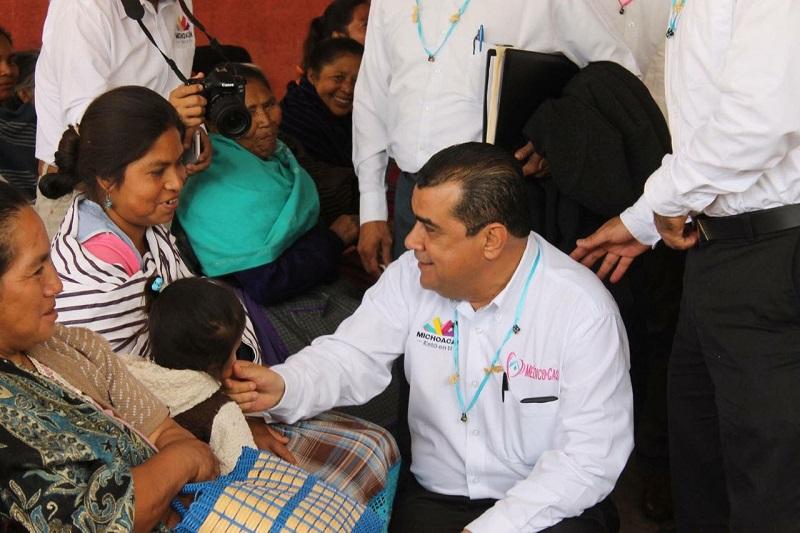 El programa consiste en realizar visitas médicas casa por casa a personas en condición de vulnerabilidad