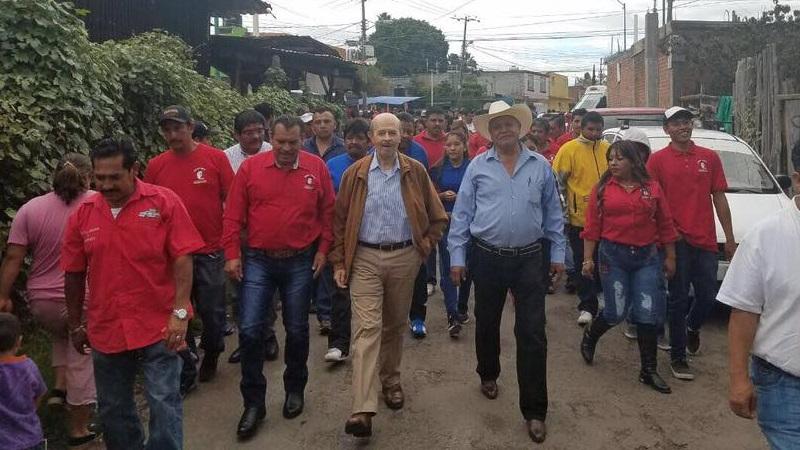 Para ese evento se espera la presencia de miles de simpatizantes de Fausto Vallejo, entre amigos, autoridades auxiliares, líderes sociales, liderazgos de decenas  de colonias populares de Morelia