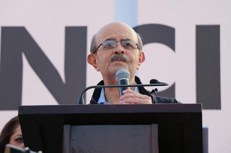Fausto Vallejo expresó también su opinión sobre Encuentro Social, al que representará, pues dijo sentirse muy ligero y que augura algo positivo
