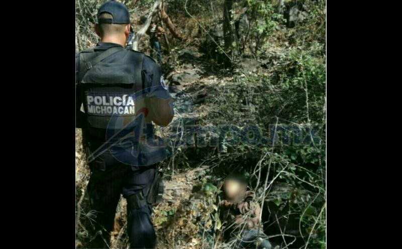 La persona fue identificada por familiares cómo Rodolfo S., de 60 años de edad, con domicilio conocido en San Miguel Canario