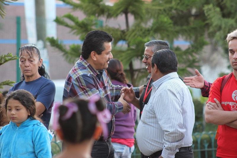 López García demandó al Ejecutivo estatal establecer un programa y acciones preventivas que contribuyan a la reconstrucción del tejido social