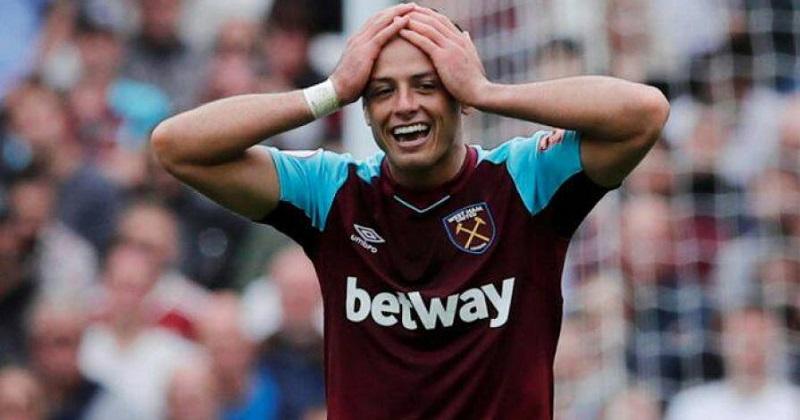 El West Ham está dispuesto a vender al mexicano, que llegó a las filas de los Hammers hace seis meses y ha tenido pocos minutos bajo el mando del técnico David Moyes
