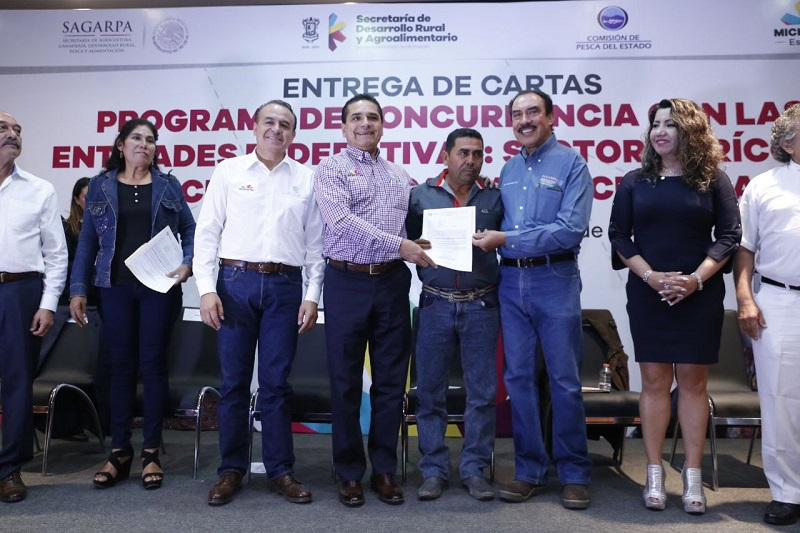 En Michoacán se ha dado una coordinación importante entre Federación y Estado, destacan