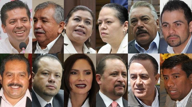 En cuanto a los diputados del PRD, los que pretenden dejar el cargo antes de concluir la LXXIII Legislatura son los siguientes