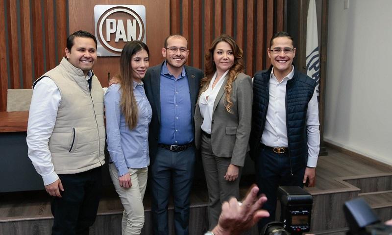 El dirigente estatal, José Manuel Hinojosa, detalló que la convocatoria para registrarse como aspirante a un cargo de elección popular continuará hasta el cierre de esta semana