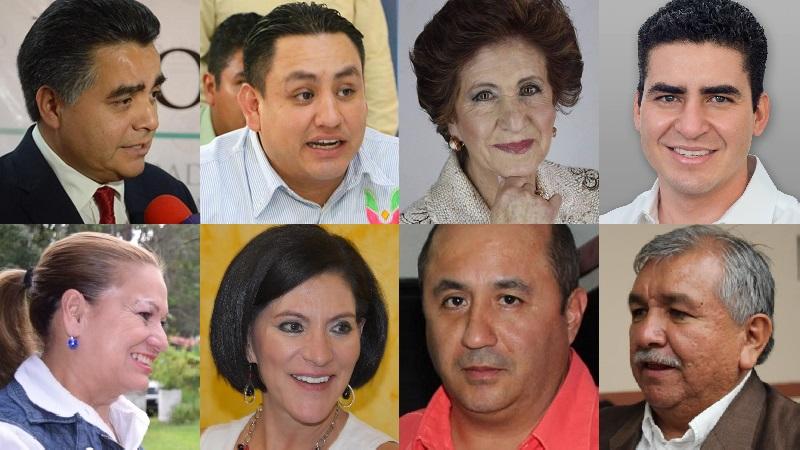 En Uruapan, la disputa por los distritos electorales, tanto el federal como los dos locales, también se está poniendo muy interesante, pero ya hablaré de ello muy pronto