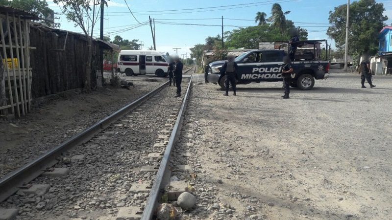 La Policía Michoacán logró también la liberación de la carretera Purépero – Carapan