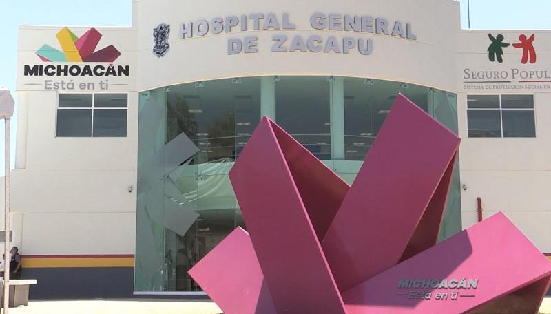 Este año concluirá la construcción de los nuevos hospitales General e Infantil de Morelia, con una inversión total de más de 2 mil 600 millones de pesos: Ibarra Torres